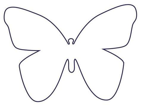 Hier zeige ich dir eine kurze anleitung. Druckvorlage Schnittmuster Schmetterlinge | Schmetterlinge basteln, Schmetterling vorlage ...