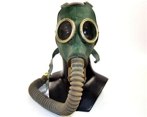 Soviet Russian Military Gas Mask Gp-4. Gas Mask + Hose.