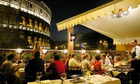 bar terrazza roma rome rooftop top floor dining bar