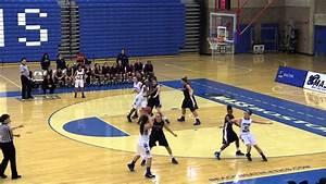 UMass Boston Women's Basketball vs. Eastern Conn. State U ...