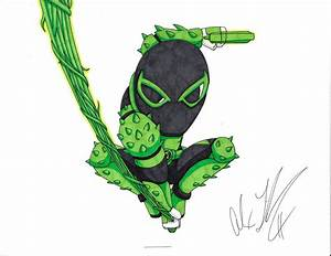 Green Lantern Flash Venom by toonartist on DeviantArt