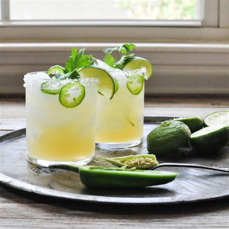 jalapeno margaritas fresh lime jalapeno fed fit