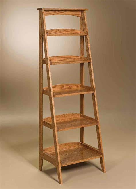 wood ladder shelf wooden ladder shelves home design