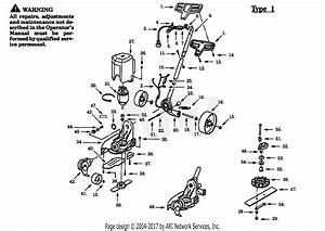 Poulan E150bt Electric Edger Parts Diagram For Trimmer Assembly
