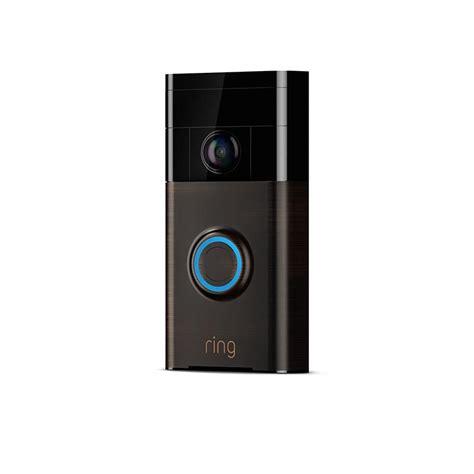 ring smart home doorbell ring