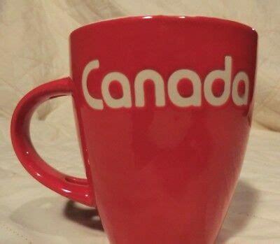 And the same with fries. Canada Coffee Mug Cup Red in 2020 | Mugs, Mug cup, Coffee mugs