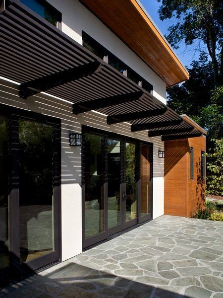 metal entry door awnings dark metal awning  patio
