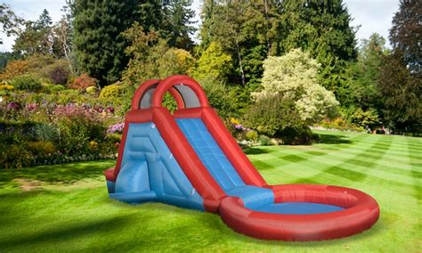 Backyard Deals by Backyard Water Slide And Pool Groupon