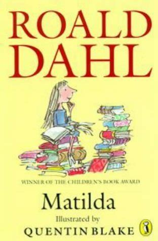 matilda  roald dahl reviews discussion bookclubs lists