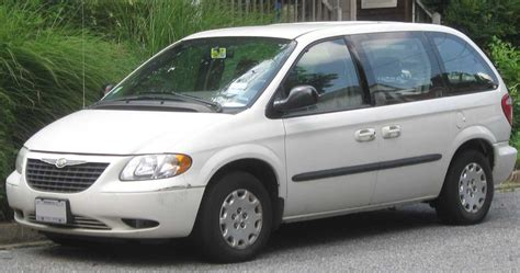 Chrysler Voyager | Tractor & Construction Plant Wiki ...