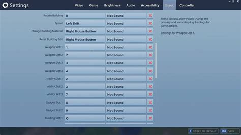 drlupo fortnite settings keybinds config gear