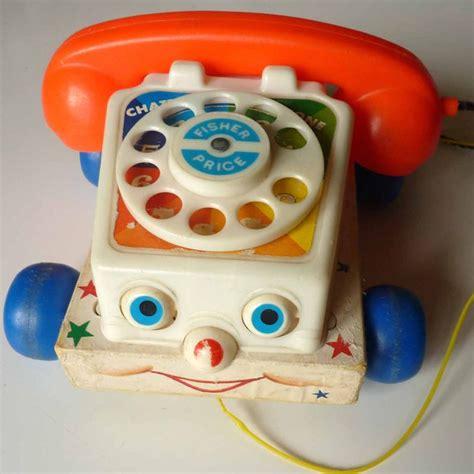 cuisine jouet téléphone à tirer fisher price le cri du placard