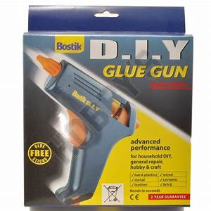 Shop Diy Hot Glue Gun Hobby uk com Hobbys