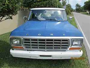 Buy Used 1979 Ford F150 Original Matching  S 2wd 302 V8