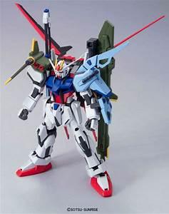 Hg Perfect Strike Gundam English Manual  U0026 Color Guide