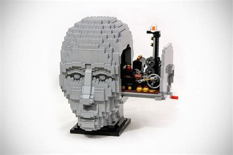 Artist Explores Engineer?s Mind With This Awesome LEGO