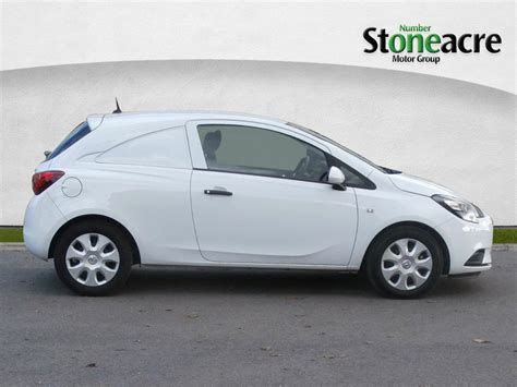 used 2017 vauxhall corsa 1 3 cdti 16v panel 3dr diesel manual eu6 74 bhp for sale in