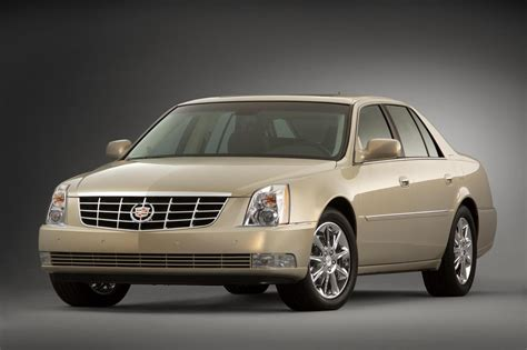 Cadillac Car : 2008 Cadillac Dts Review