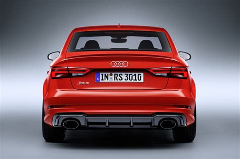 Audi's New Rs3 Sedan Could Make Sportback Owners