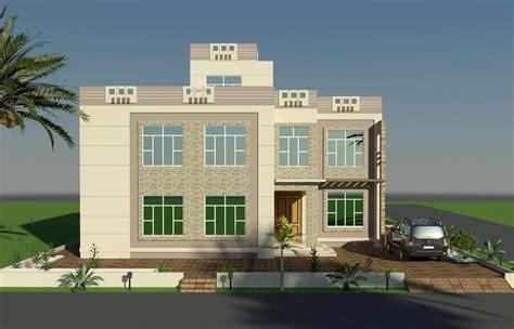 front elevation design  faisal hassan