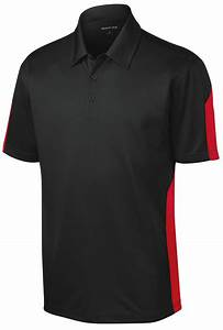 Sport-Tek® - Active Textured Colorblock Polo - Men's | GearOne
