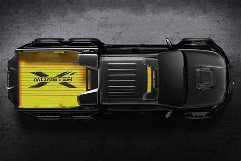 2018 mercedes xclass x 250 d tire: Mercedes-Benz X-Class EXY Monster X 6X6 Concept | HiConsumption