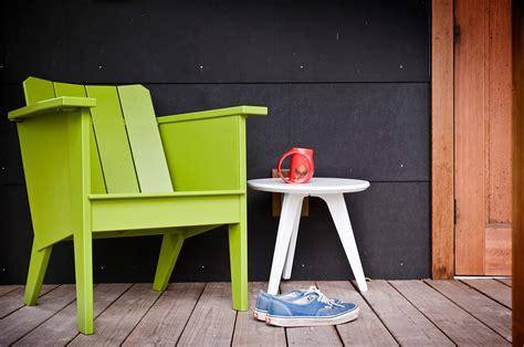modern deck chair   outdoor lollygagger loll designs