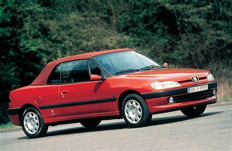 peugeot cabriolet peugeot 306 cabriolet 1997 1998 1999 2000 2001 2002