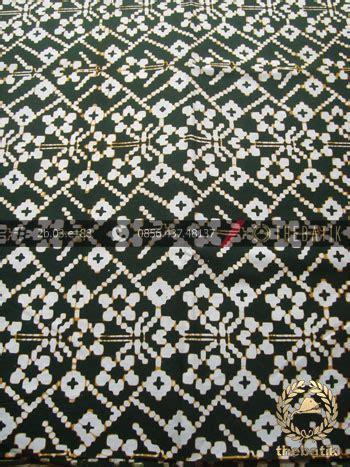 jual kain batik modern etnik jogja motif cinde klasik