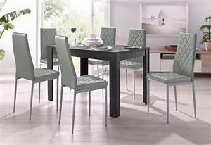 Esstisch Stühle Grau : esstisch sthle grau excellent esstisch sthle grau stoff ~ Whattoseeinmadrid.com Haus und Dekorationen
