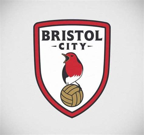 Bristol City crest. | Bristol city, British football, Team ...