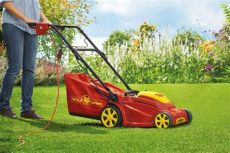 Wolfgarten Ambition A 400 E Electric Lawn Mower