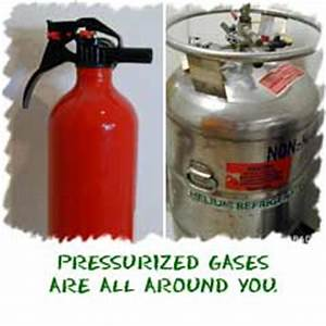 what are examples of gases