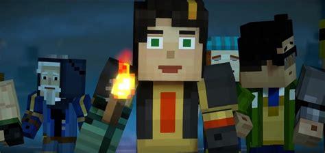 minecraft story mode season  episode  giant