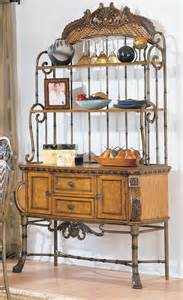 Complete Dining Room Sets by Homelegance South Beach Bakers Rack 853 50