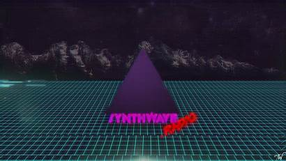 Synthwave Retro Wave 1980s Wallpapers Background Px