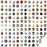 Lego Wars Saga Star Icons Character Complete