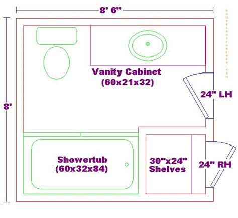 bathroom floorplans foundation dezin decor bathroom plans views