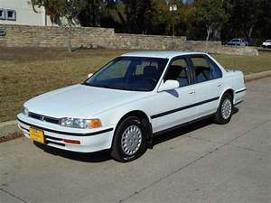 1992 Honda Accord Lx - 1owner For Sale