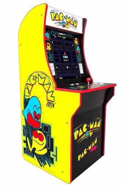 Cabinet Arcade Pac Pacman Arcade1up