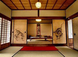 Traditional Japanese House Design Contemporary Elements Of