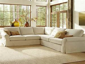 Pottery barn sectional sofa reviews home the honoroak for Pottery barn sectional sofa reviews