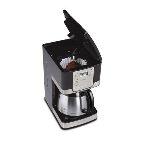 The portable before using your coffeemaker for the first time, wash thermal carafe, lid and removable you are the owner of a mr. Best Coffee Maker 8 Cup Programmable Kitchen Barist