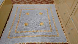tapete design tapetes de sala quadrado de croche design bild