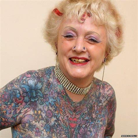 most tattooed woman 77 dies advanced style tattoos for women full body tattoo