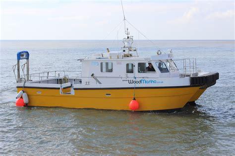 Pioneer Work Boats by Pioneer Workboat Hire Operated By Wood Marine Ltd