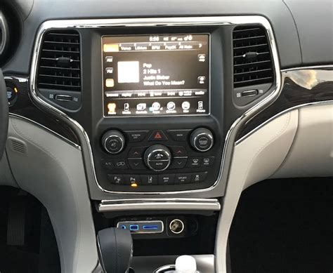 jeep cherokee dashboard this might be the most stylish suv ever