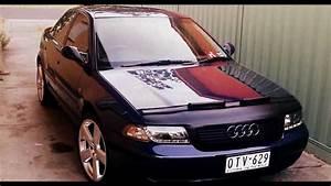 Audi A4 Tuning : audi a4 b5 tuning 1998 car rims rs6 bonnet bra protector led facelift youtube ~ Medecine-chirurgie-esthetiques.com Avis de Voitures