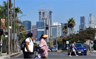 Homeless Homes Vacant Angeles Outnumber County Thehill