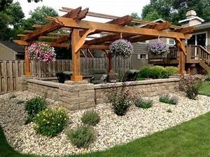 40, Awesome, Wooden, Pergola, Patio, Design, For, Your, Backyard